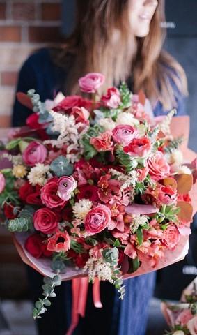 цветы на день рождения купить