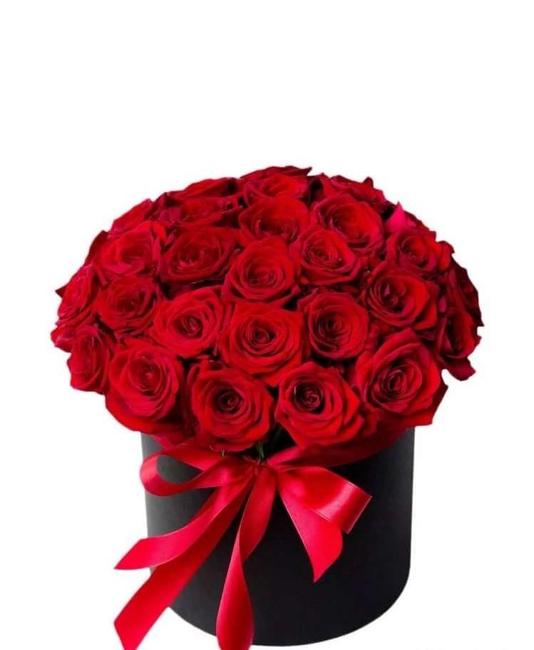роза Кения букет