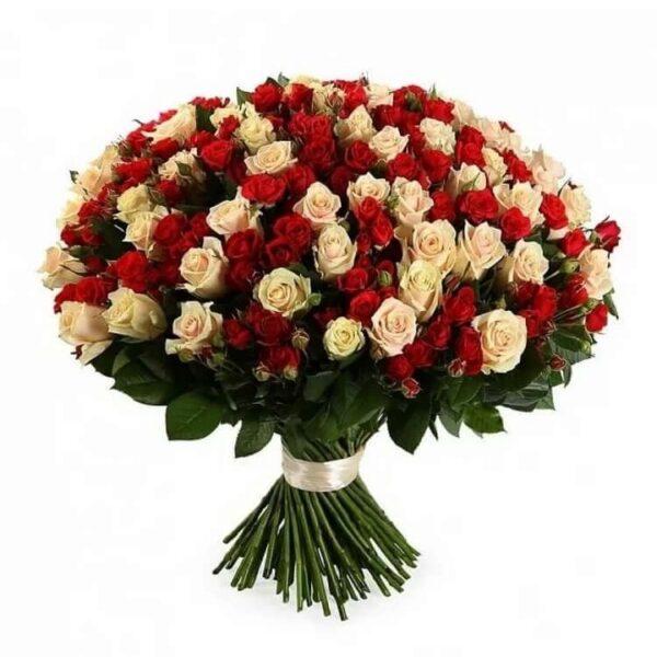 купить цветы в туле недорого