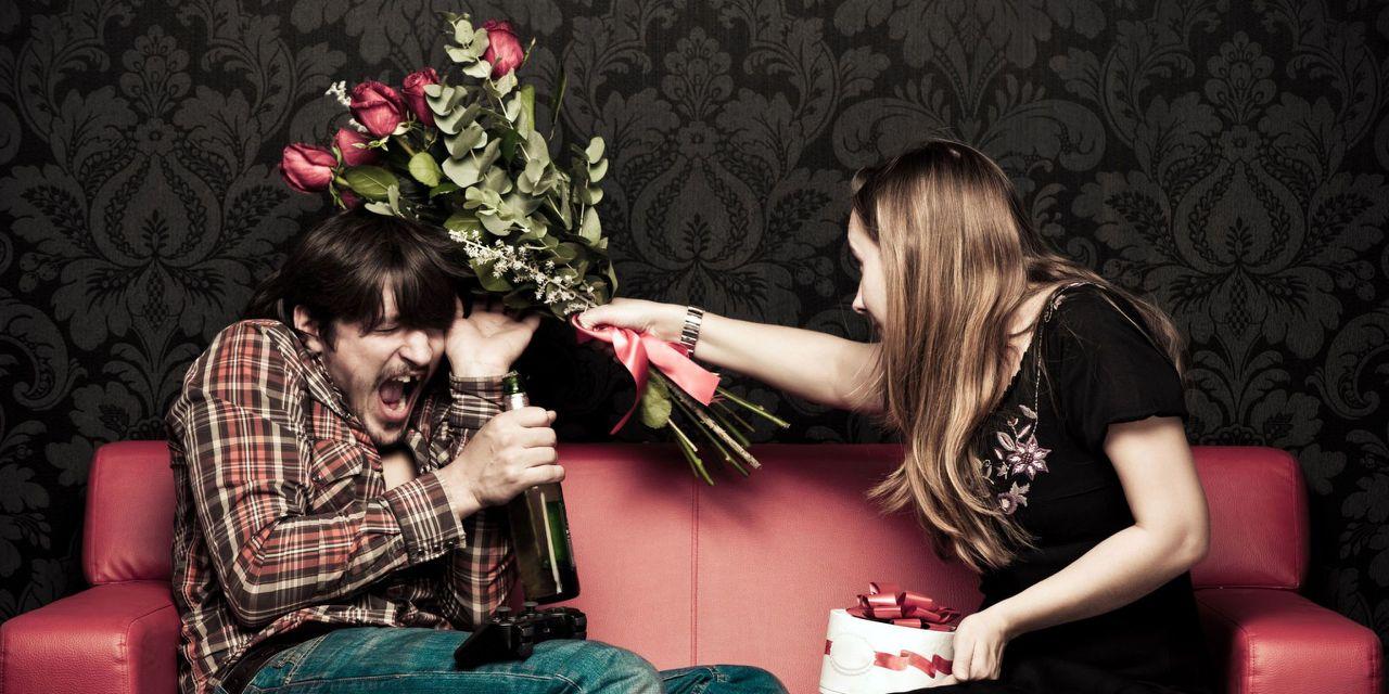 цветы на свидание девушке