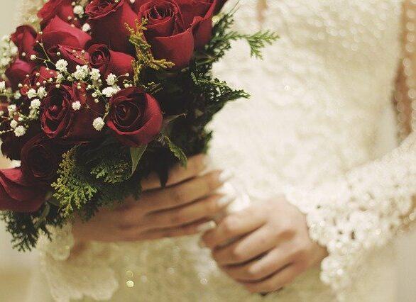 свадебный букет купить