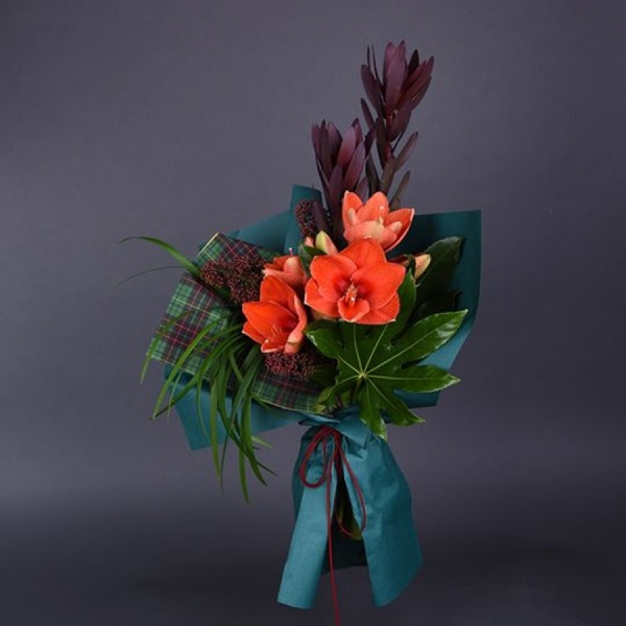 цветы для руководителя купить