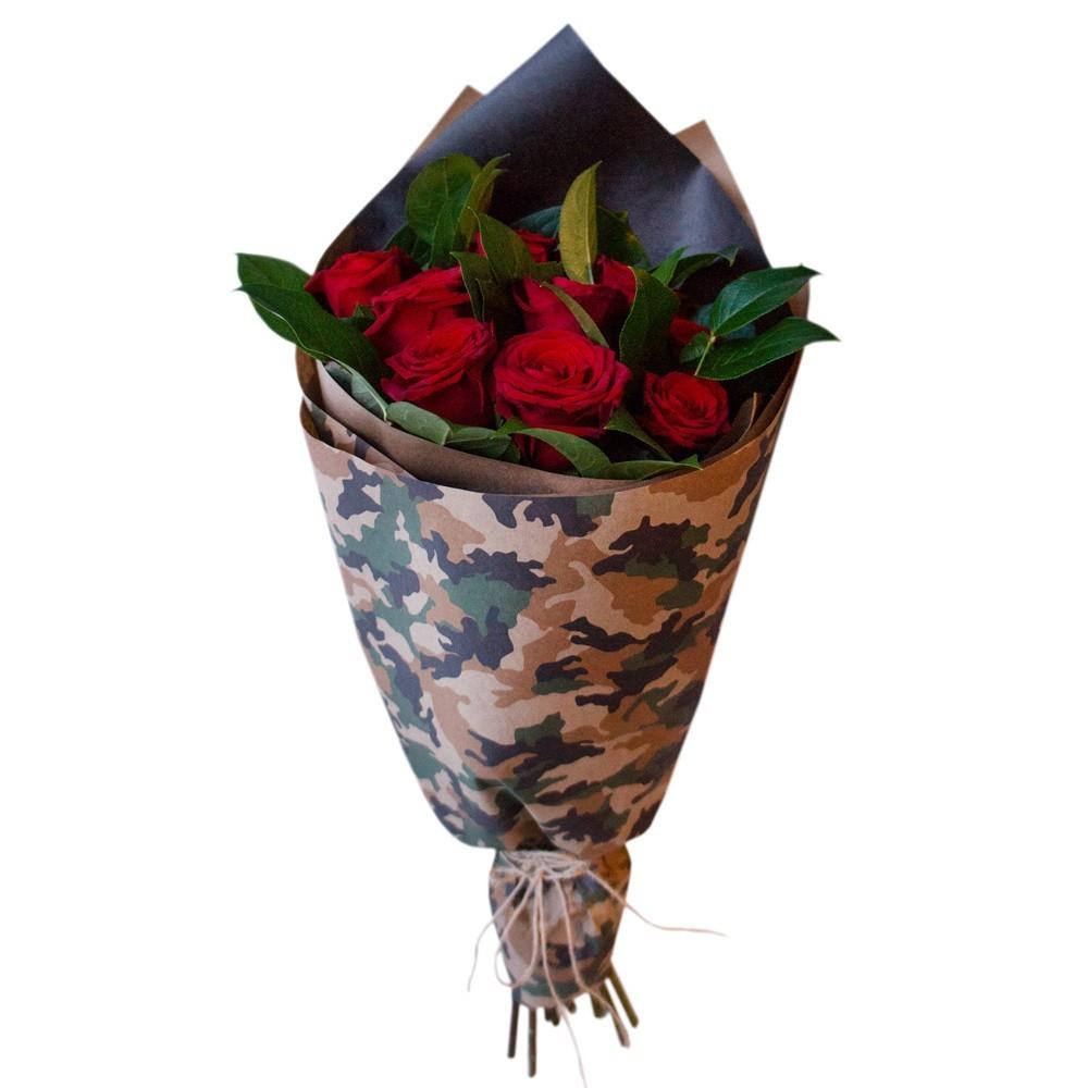 букет мужских цветов